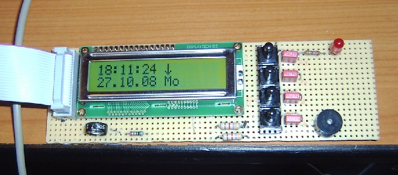 LCD Option Board
